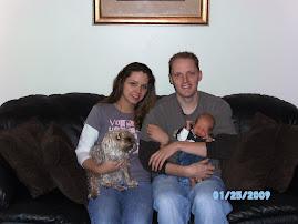 Dan, Jennifer, Jazzy, and Boston
