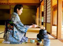 Ceremonia del té...