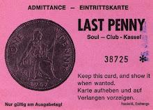 Old Admittance - Eintrittskarte