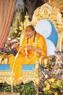 Jagadguru Kripaluji Maharaj on Aaj Tak