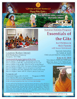 Jagadguru Kripalu Parishat Presents Basics of Hindusim Houston