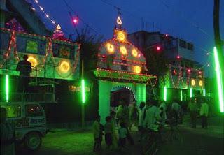 Divali with Kripaluji Maharaj