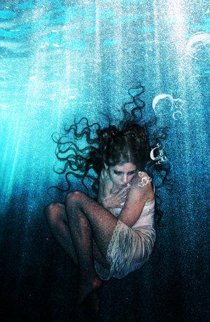 She feels like shes drowning