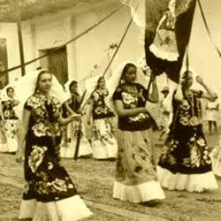 Processione messicana de Las Posadas