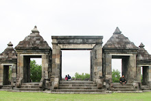 CANDI RATU BOKO