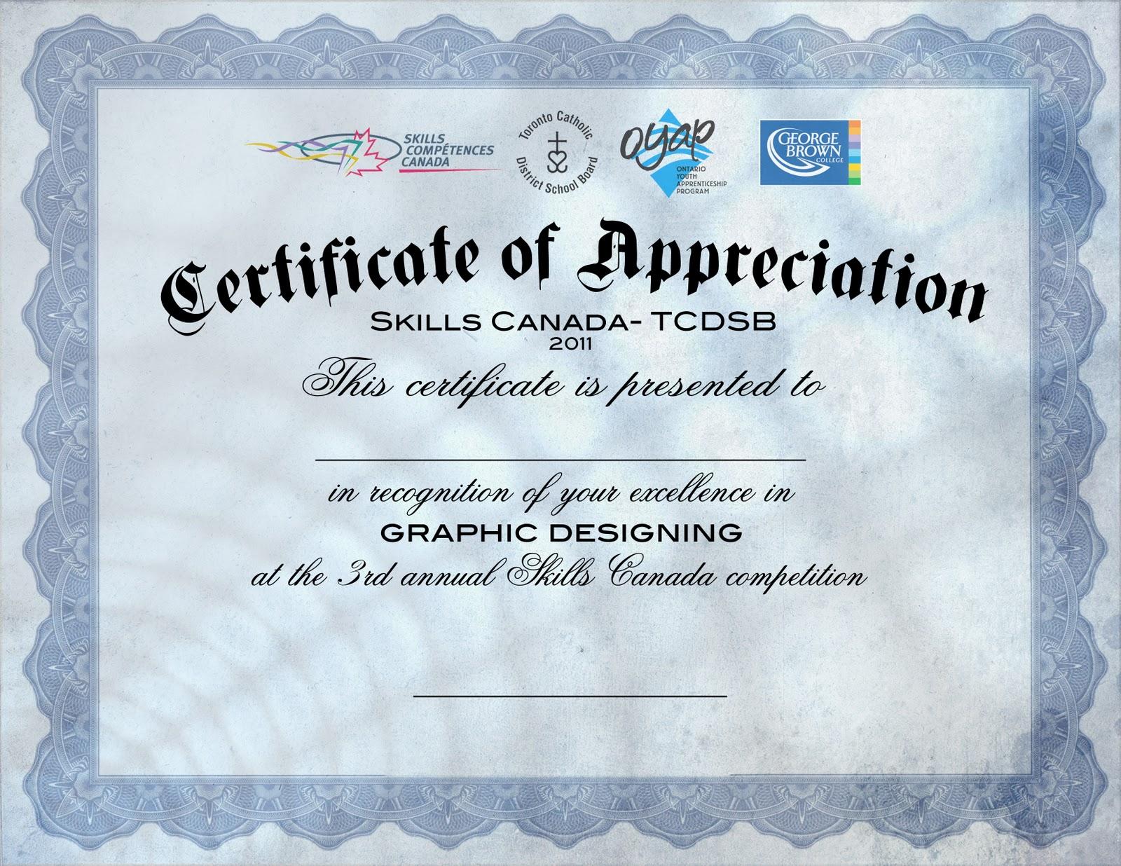 Graphic design certificate online canada grade 11 graphic design d2p2 1betcityfo Images