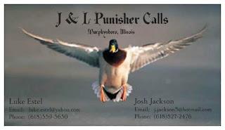 J & L Punisher Calls