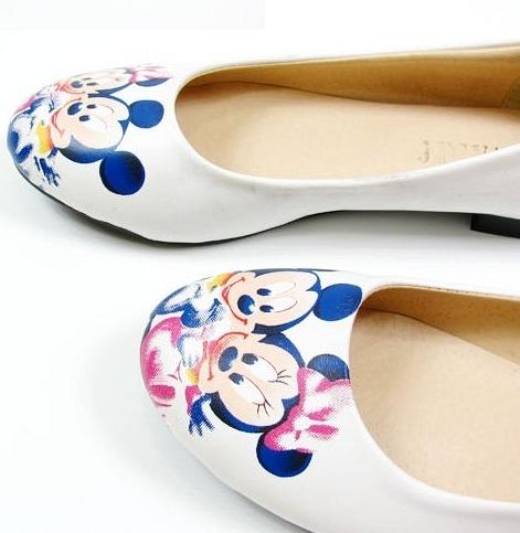 özel tasarım babet ayakkabı