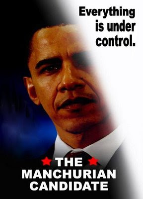 The Manchurian Candidate  Obama