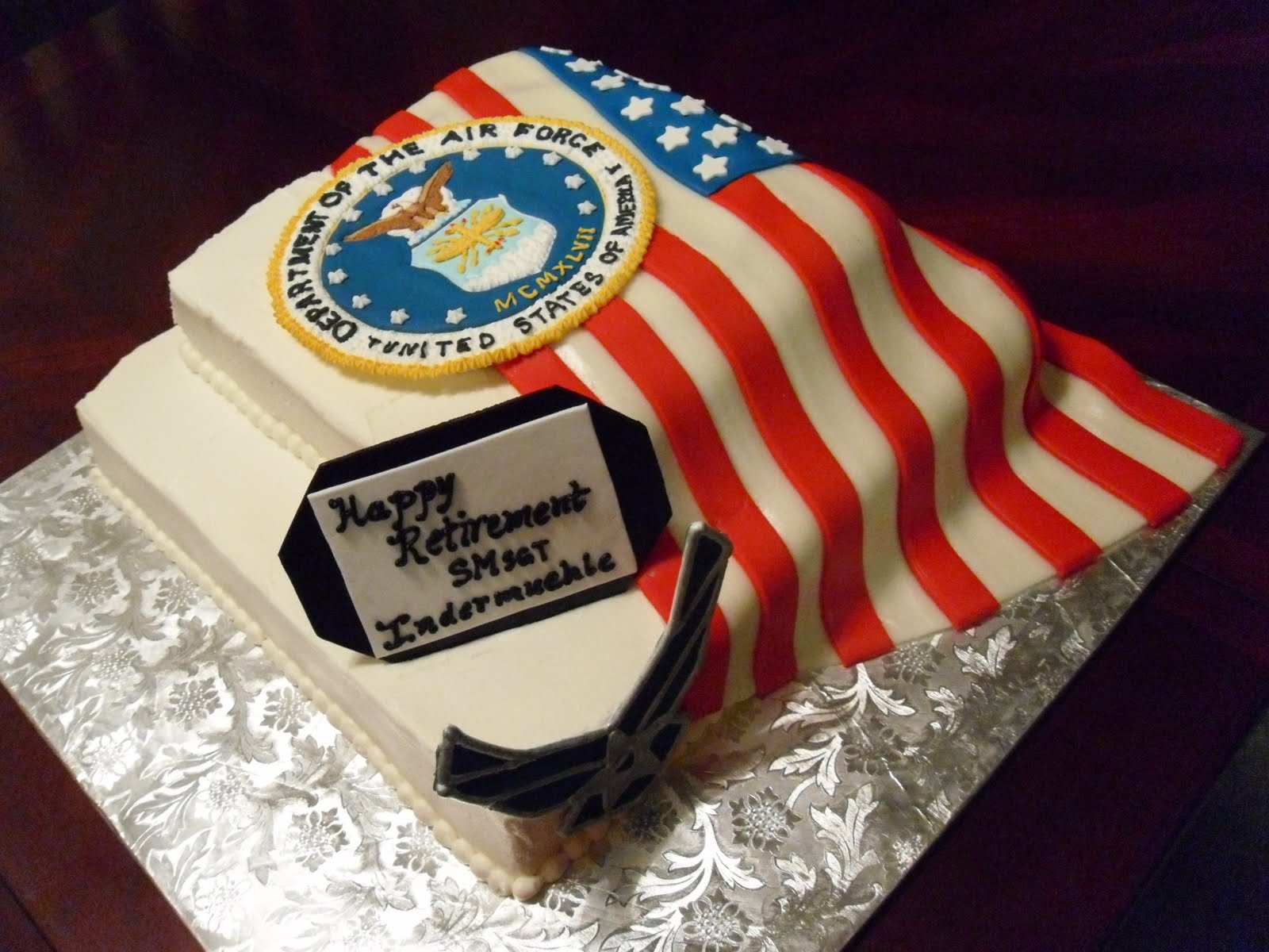 patriotic cakes pictures