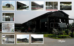 Previous building before renovation take place