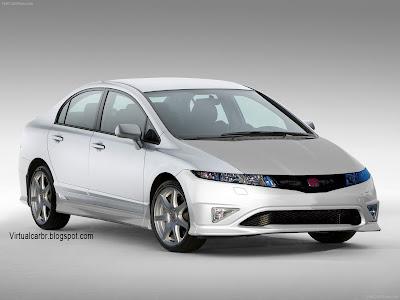 """A versão SI do """"nosso"""" Civic bem que poderia ter a frente do hatchback"""