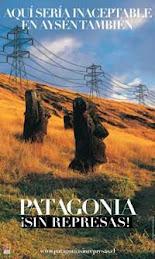 ¡Patagonia sin represas!