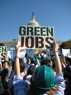 Green Jobs coming to NC?
