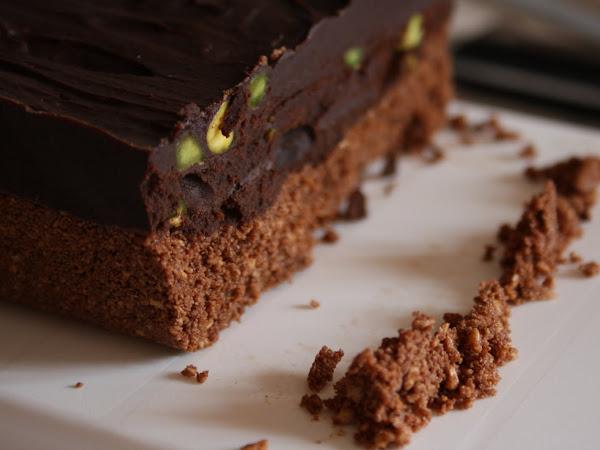 Delizia cioccolato e pistacchi di Donna Hay