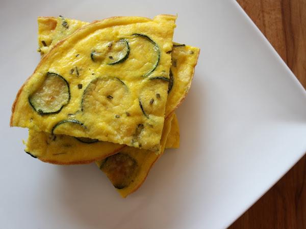 Frittata alle verdure di Donna Hay (variante alle zucchine)