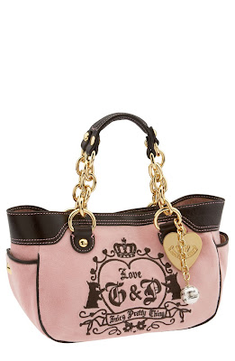 , Juicy Couture Mini Handbag for Girls 5.00