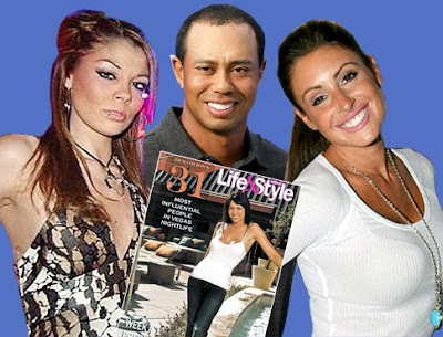 tiger woods mistresses list. Tiger Woods mistress Loredana