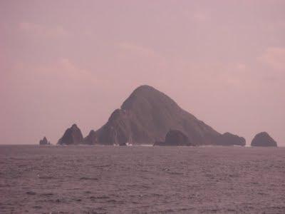 La isla que vivió... cinco días