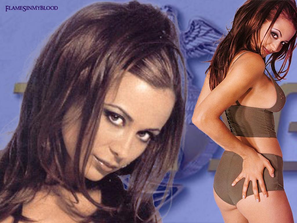 Catherine Bell Wallpaper 01 Catherine Bell   Sexy Bikini Wallpaper Page 1