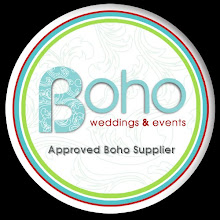 Boho Weddings Approved Vendor Badge