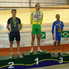 Campeonato Brasileiro de Ciclismo Paraolímpico de PISTA - RIO 2008