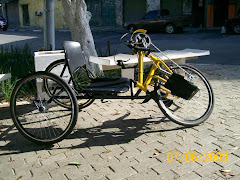 Enfim uma Handbike brasileira !