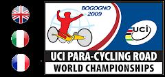 MUNDIAL de Ciclismo Paraolímpico - Bogogno / Itália 2009