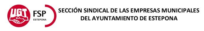 UGT EMPRESAS MUNICIPALES DE ESTEPONA