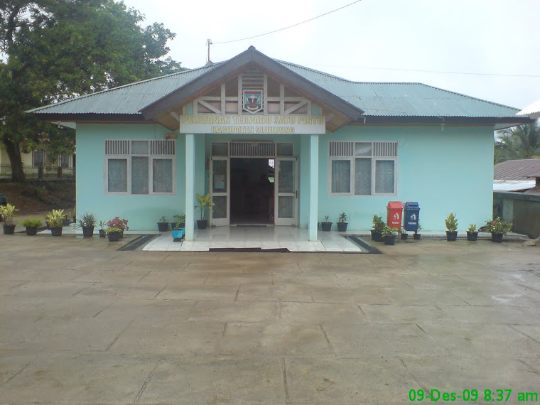 Kantor LHPM dan Pelayanan Terpadu Kabupaten Sijunjung