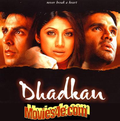 entertainment and softweres dhadkan 2000 hindi movie