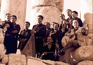 Ильхам и его ансамбль народной музыки
