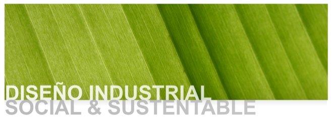 Dise o industrial social y sustentable for Carrera de diseno industrial