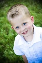 Corban age 5