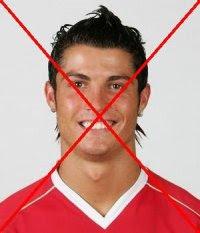 Detesto a Cristiano!!!
