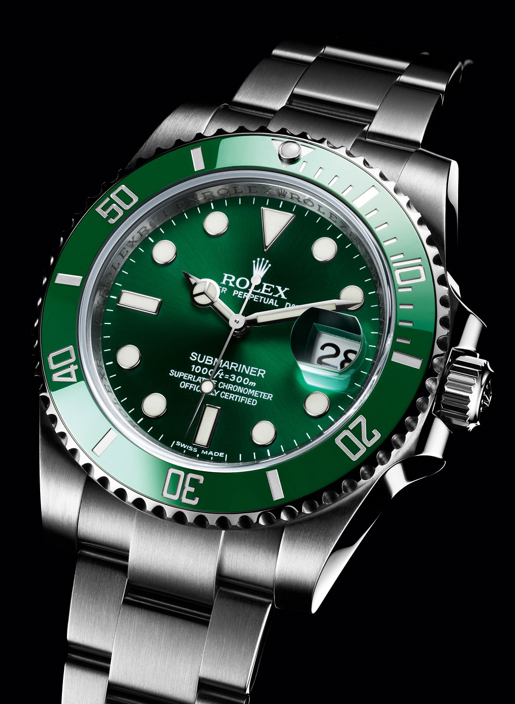 All green submariner the hulk vs explorer ii 42 mm if you had to chose page 2 for Submarine watches