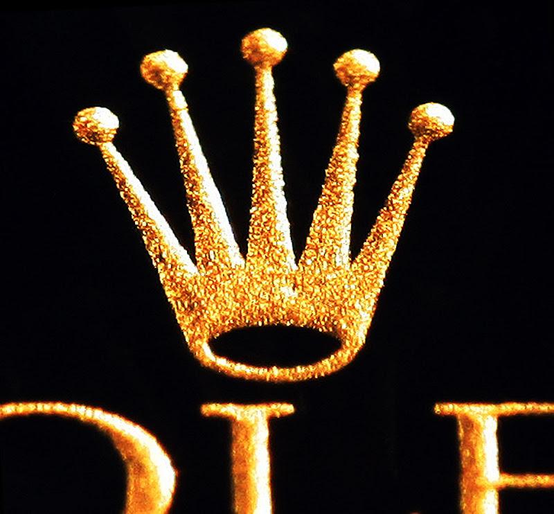 Photo Credit  LifebreathRolex Crown Logo