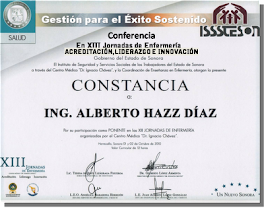 Gracias! a Coordinacin de Enseanza Enfermera ISSSTESON