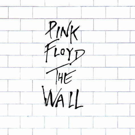 pink floyd the wall album. Artista: