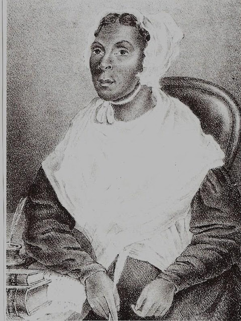 a biography of jarena lee an evangelist Jarena lee's sole contribution to literary history is her spiritual  (132-133) with  this sanctification process came a calling to preach the gospel.