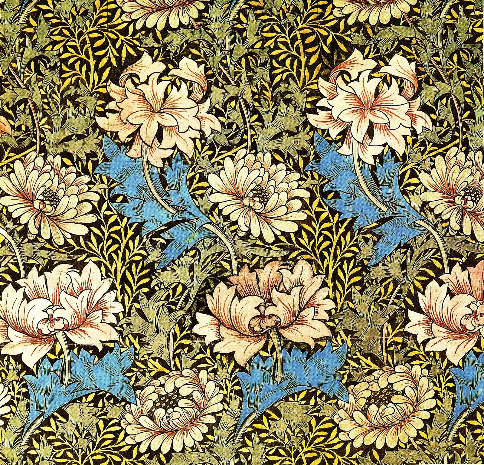 essay william morris