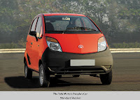 TATA Nano 1 lakh car India People's Car
