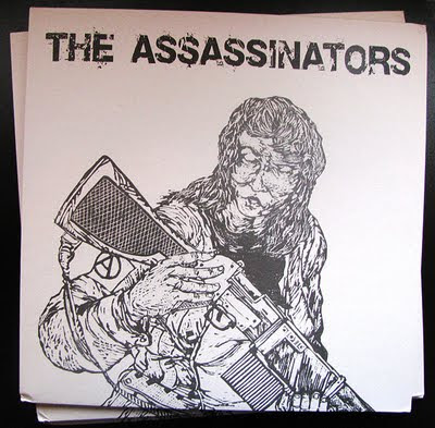 The Assassinators LP