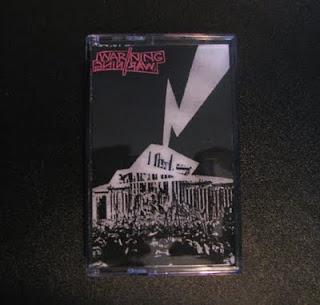 WARNING/WARNING cassette front