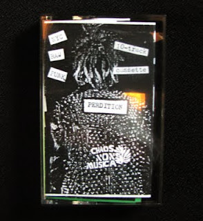 Perdition East Coast Tour cassette