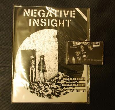 Negative Insight zine #1