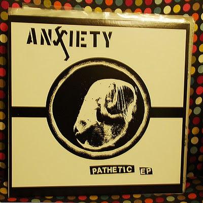 Anxiety - Pathetic