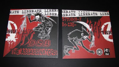 DSB/Assassinators split E.P.