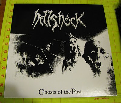 Hellshock: Ghosts Of The Past Demo LP