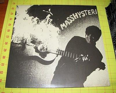 Masshysteri s/t LP